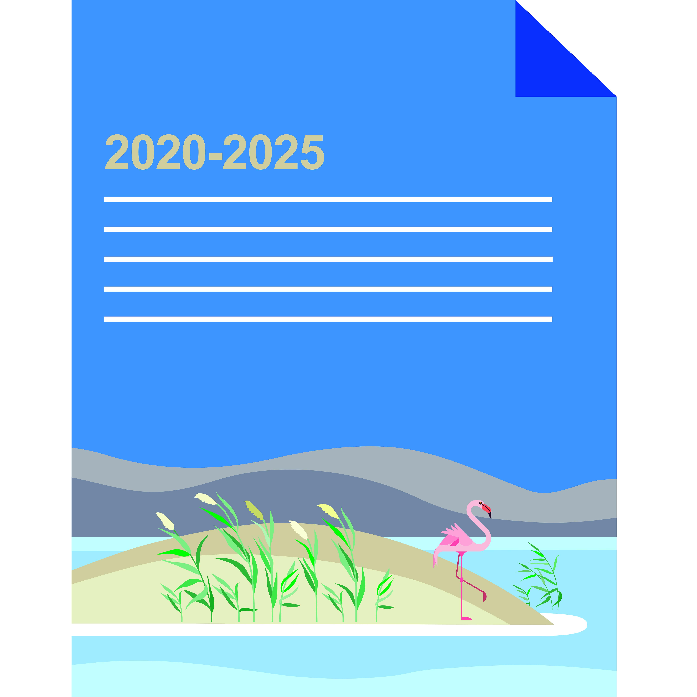 سند پروژه 2025-2020 طرح حفاظت از تالابهای ایران