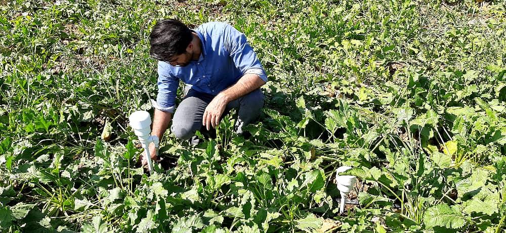 آبیاری هوشمند باغات و مزارع برای تامین حقابه تالاب ها