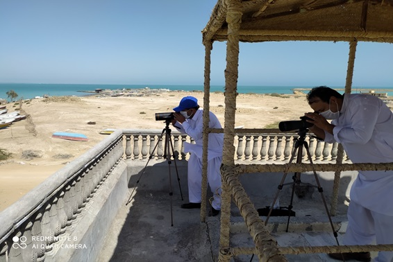 حمایت از طبیعتگردی جامعه محور در خلیج گواتر